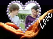 Justin Bieber Amour quand nous tiens