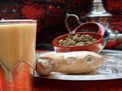 Cuisine indienne Tchai (thé indien)