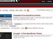 wpthemez digg-like spécial Wordpress
