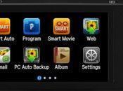 L'APN Samsung SH100 pilotée Galaxy