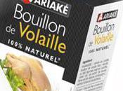 bouillons veloutés Ariaké Joël Robuchon