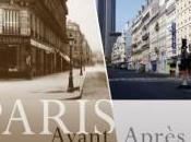 Paris, Avant Après siècle