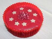 Cupcake tout framboise