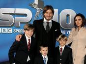 David Victoria Beckham Spice Girls félicitent pour leur 4eme enfant
