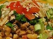 Macaroni fromage Velveeta boeuf style tacos