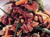 Sauté boeuf légumes croquants