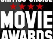 Critics Choice Awards 2011: vainqueurs