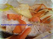 Papillotte saumon Peyrac