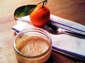 recette Orange Crème l'orange (également très avec mandarine)