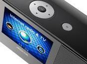 Arnova, nouveau radio réveil Wi-Fi d'Archos