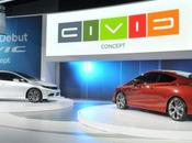 Nouvelle honda civic sedan coupe 2011 -concept-