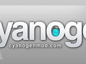 Cyanogen passe Gingerbread