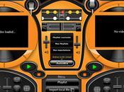 e-DJing nomade