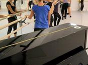 Reportage Photo Inauguration studio danse Conservatoire Bordeaux