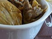 Effiloché canard miel légumes d'hiver