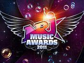m'envole pour Music Awards