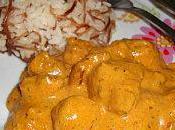 Poulet Korma (Inde)