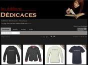 Visitez boutique d'objets promotionnels Éditions Dédicaces