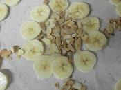 Bavarois banane amandes (une réussite)