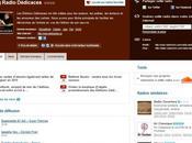 Éditions Dédicaces inaugurent leur radio Internet