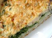 delicieuse quiche saumon épinards