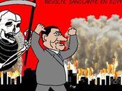 Révolte sanglante Egypte