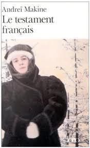 "solution: Andreï Makine ""Testament français"""