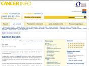 cancer-info nouvelle plateforme d'information pour patients