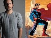 Henry Cavill nouveau Superman