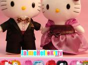 Chine Mcdonald's: peluches Hello Kitty Dear Daniel pour st.Valentin