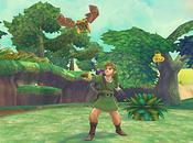 Legend Zelda Skyward Sword révèle images