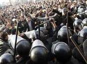 Egypte peuple veut chute régime