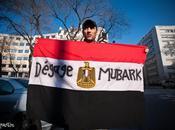 Manifestation soutien l'Égypte. janvier, Paris.