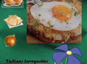 Tartines Savoyardes