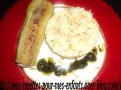 Courgettes farcies viande hachée avec vermicelles