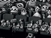 Pixar tous personnages réunis