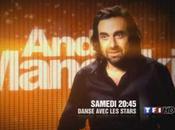 Danse avec stars demain André Manoukian fait bande annonce