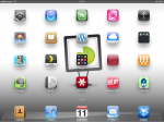 iPad trois applications favorites
