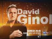 Danse avec stars aujourd'hui David Ginola fait bande annonce