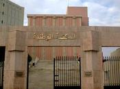 Tunisie marge Bibliothèque nationale, Olfa Youssef autres ?????