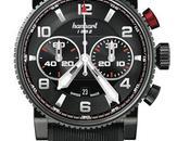 Baselworld 2011: Hanhart noir pour modèles Pilot, Racer Diver