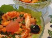 recette Fruits Langoustines Crevettes Sauce Cocktail Maison