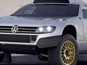 Volkswagen Race Touareg Qatar Concept