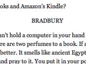 C'est bien beau l'odeur d'un livre mais je...