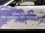 Comment Porsche remercie fans?