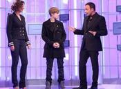 Justin Bieber Paris drague Sandrine Quétier plateau Inside (vidéo)