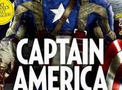 CAPTAIN AMERICA Couverture magazine EMPIRE