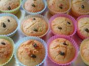 Muffins orange citron