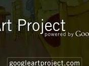 Google Project l'Art depuis canapé