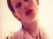 Saskia Voici dernière couv' Carine Roitfeld pour Vogue Paris